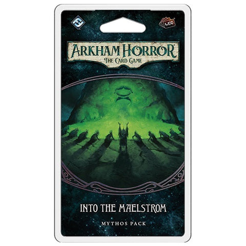 Arkham Horror: Into the Maelstrom - Mythos Pack