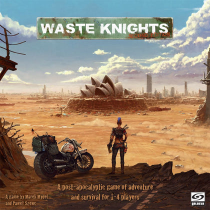 Waste Knights: 2nd Edition - Board Game