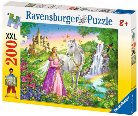 Ravensburger 200 Piece Jigsaw Puzzle - Princess with Horse