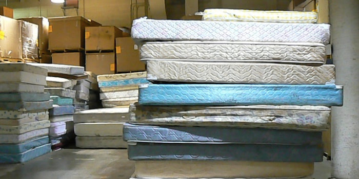 California Mattress Recycling