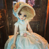 Cosette by Bo Bergemann - Original resin MSD BJD Pre-Order - SOLD OUT!