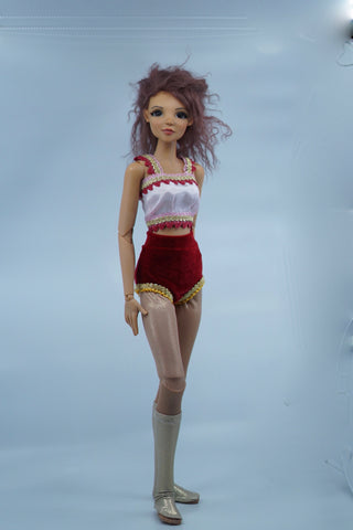 ReWrite The Stars  by Bo Bergemann  - Completed Original Fine Art Doll