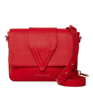 CITY BAG RED