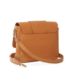 CITY BAG DARK ORANGE