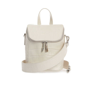 MINI BACKPACK POWDER CROCO