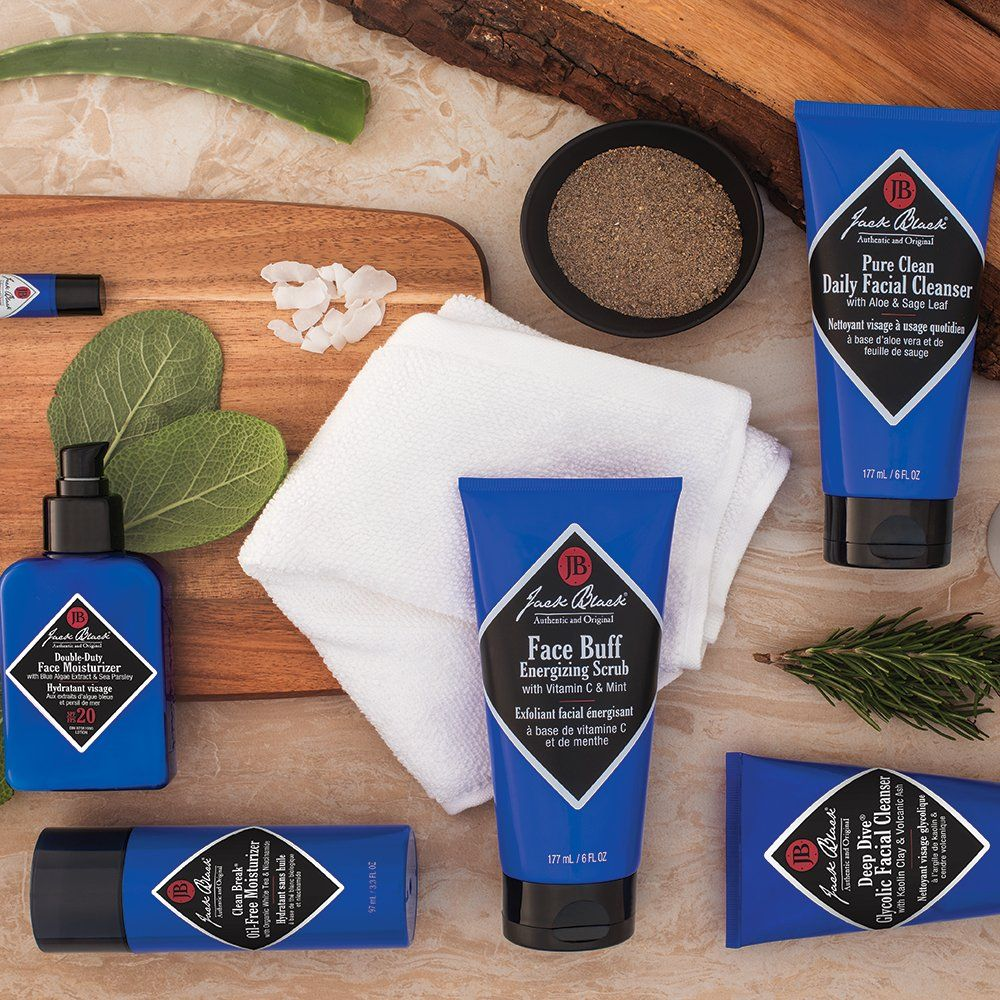 Jack Black's multi-purpose daily facial cleanser review