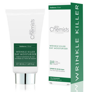 Skinchemists wrinkle killer day moisturiser