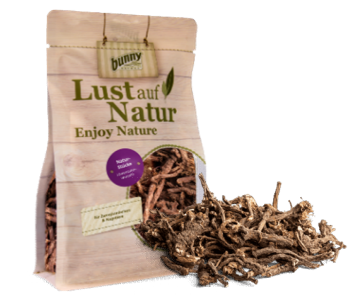 Bunny Nature Enjoy Nature - Natural Bits - Dandelion Roots 150g