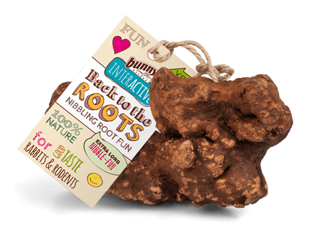 Bunny Nature Back to The Roots - Nibbling Root Fun (S Size)