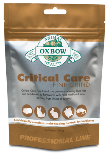 Oxbow Critical Care - Fine Grind