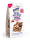 Bunny Nature Crunchy Crackers - Fruits 50g