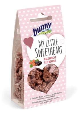 Bunny Nature My Little Sweetheart - Red Berries 30g