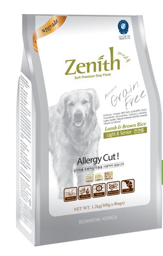 Bow Wow Zenith Soft Kibble Light & Senior