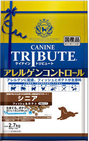 Canine Tribute Tuna and Potato Senior
