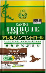 Canine Tribute Chicken and Potato Senior