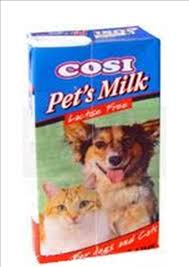 Cosi Pet Milk 1L