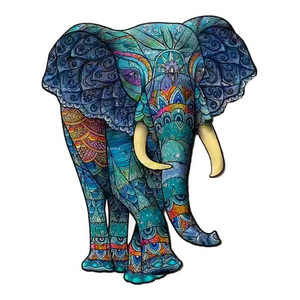 Huge Elephant Jigsaw Puzzle(Best Seller)