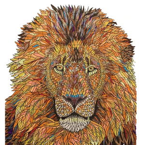 Noble lion Jigsaw Puzzle(Best Seller)