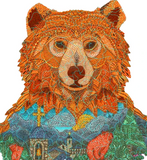 Huge bear Jigsaw Puzzle(Best Seller)