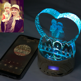 Bluetooth - colorful music lights