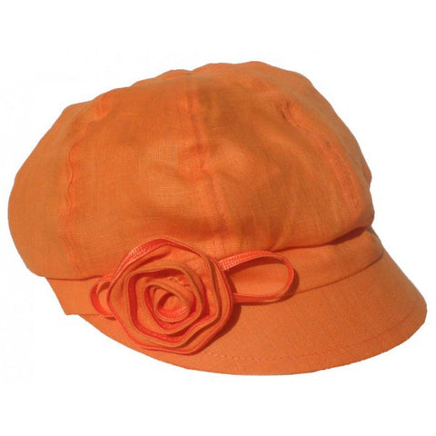 Ladies Linen Cap