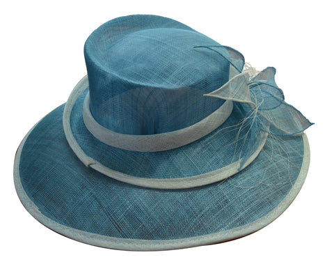 Fia Straw Dress Hat