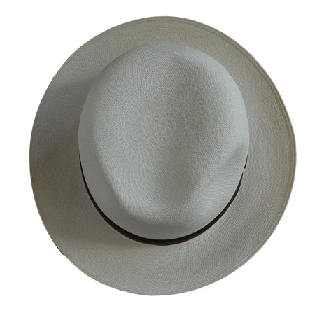 Giovanni Panama Hat with medium brim
