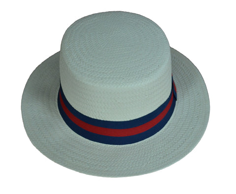 Frank Straw Boater