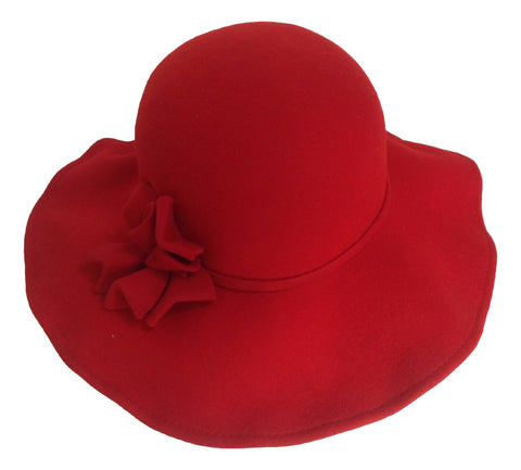 Adalina Felt Dress Hat