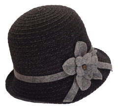 Camilla Wool dress hat