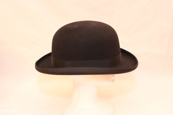 Men's Winter Bowler Hat