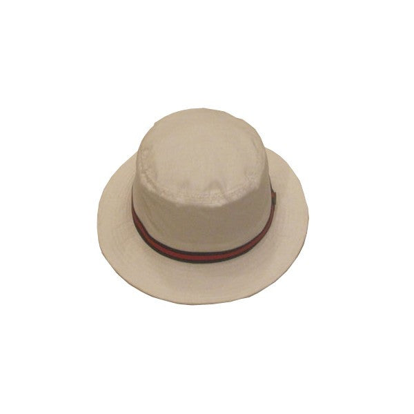 Men's Cotton/Poplin Gold Hat