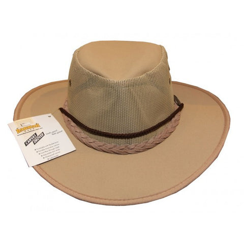 Berto Outback Hat, packable