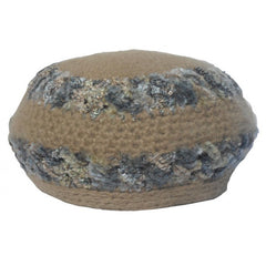 Marino wool knit beret, very comfortable.  Made in Italy.