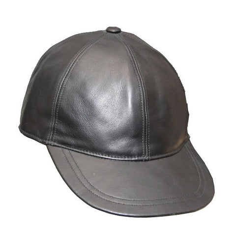 Alesso Panizza ballcap, leather