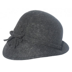 Eleanor Wool Dress hat