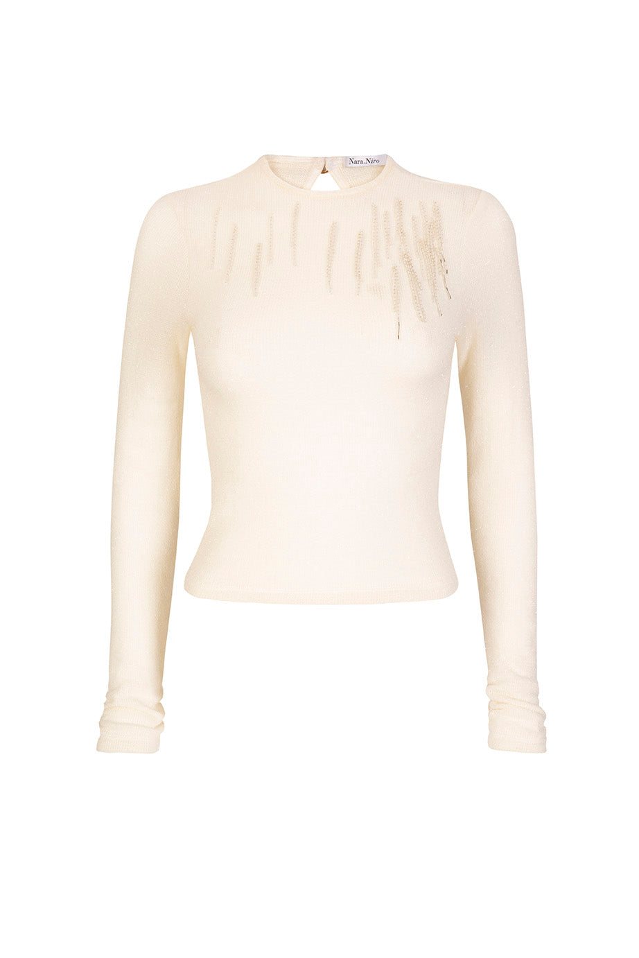 Load image into Gallery viewer, Montaine sparkly knit top