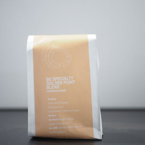 Be Specialty Golden Point Blend (espresso)