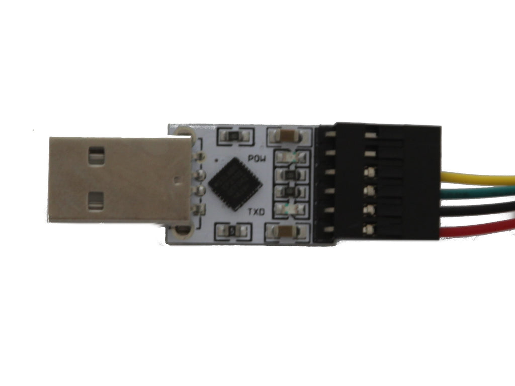 USB to serial comm