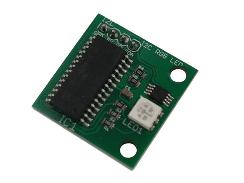 New Product - Color LED v2 with temperature sensor : Support