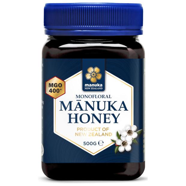 Manuka New Zealand Miele di Manuka crudo