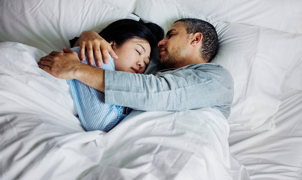 How to Sleep Well as a Couple