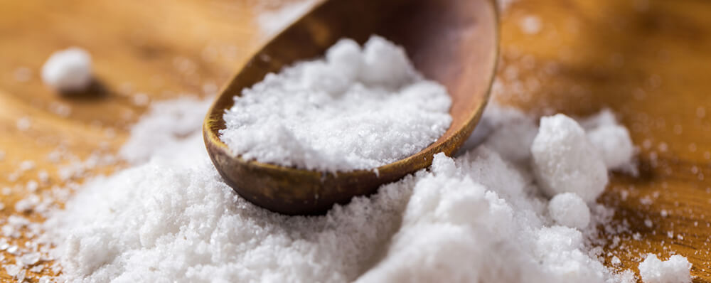 Spoon of Salt and its effect on sleep
