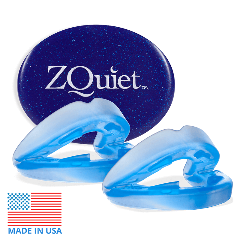 40% Off ZQuiet 2-Size Comfort System Anti-Snoring Mouthpiece