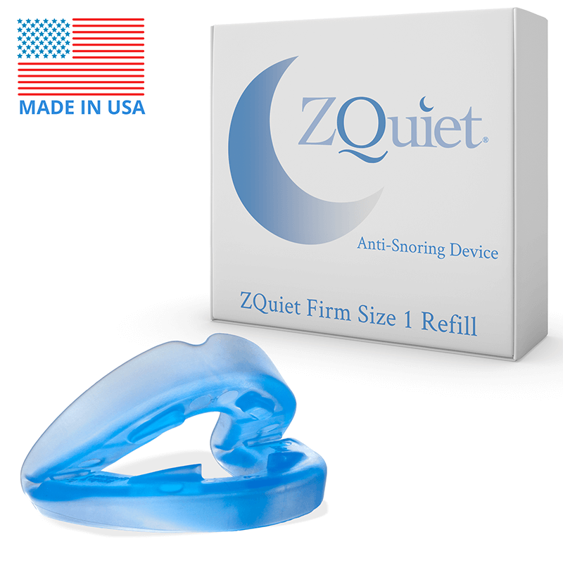 ZQuiet FIRM Mouthpiece Refill
