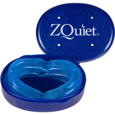 ZQuiet 2-Size Comfort System Anti-Snoring Mouthpiece