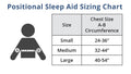 Anti-Snoring Positional Sleep Aid