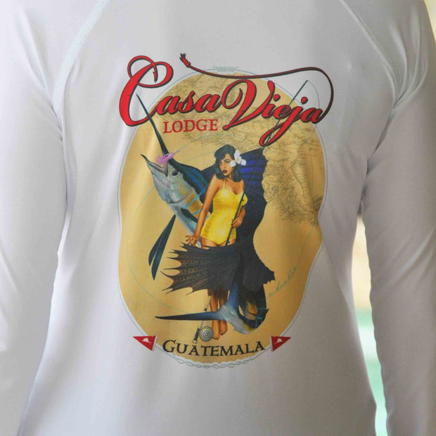 "Casa Vieja Lodge Women's ""Valentina"" Long Sleeve"