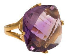 Madison Amethyst Ring