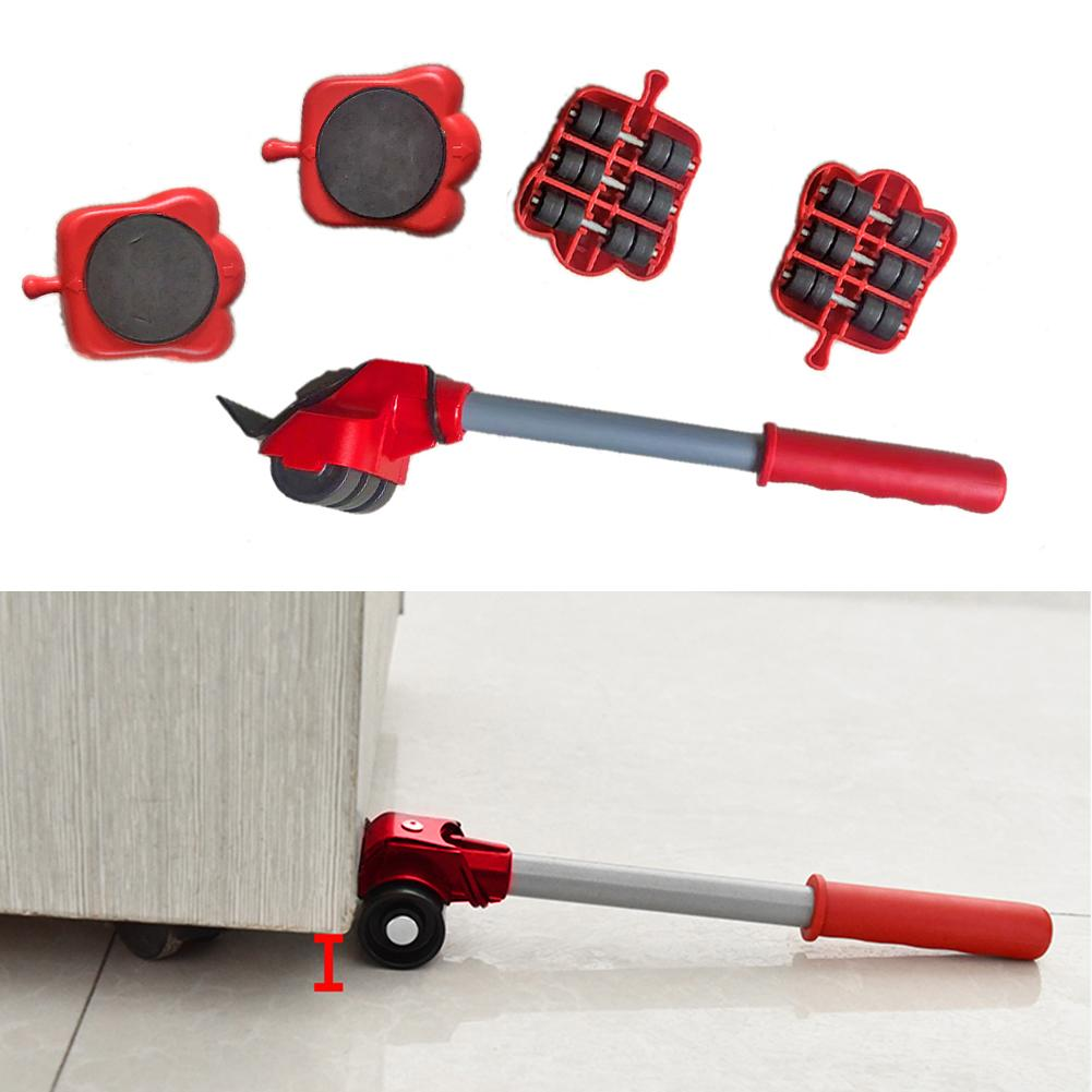 EZGlide™ Furniture Slider Lifter with Moving Pads